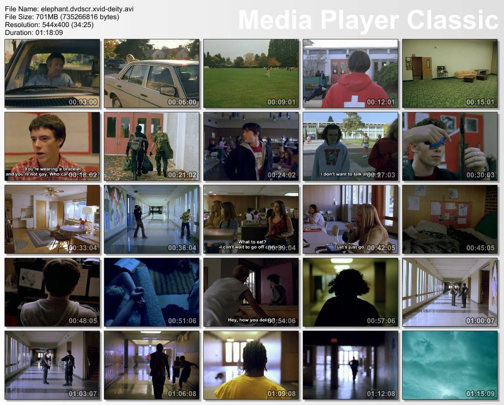 Elephant (2003) Gus Van Sant Thumbs-Elephant