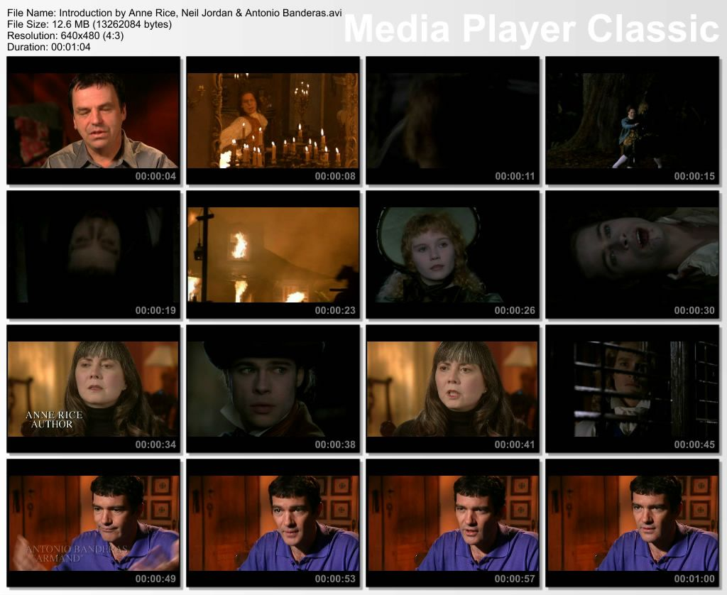 Interview with the Vampire 1994 FULL  DVD Rip by vladtepes3176 Thumbs-Introduction