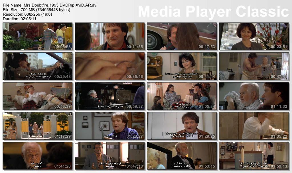 Mrs.Doubtfire (1993) Robin Williams Thumbs-MrsDoubtfire