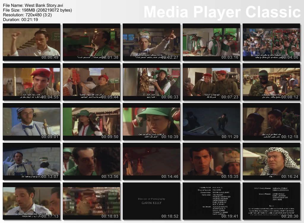 قصة الضفة الغربية (2005) West Bank Story Thumbs20100925024848