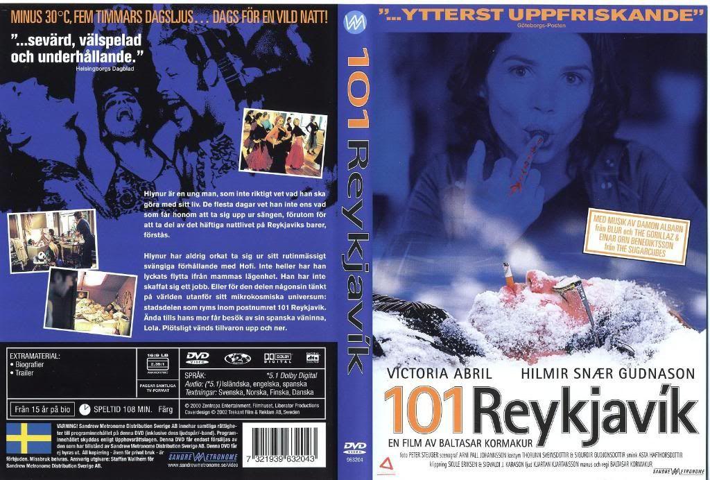 101Reykjavik.2000.DVDRip.XviD.Skullptura 101Reykjavik-DVDcover