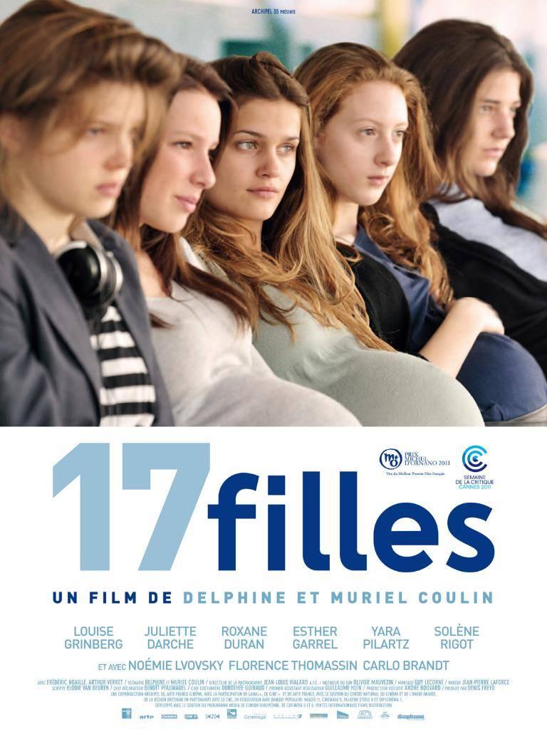 17filles (2011) a.k.a 17 Girls 17Filles