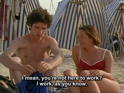 Conte D'été (1996) Eric Rohmer ASummersTale10