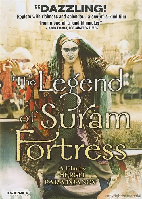 The Legend of Suram Fortress (1986) Ambavi Suramis tsikhitsa AmbaviSuramistsikhitsa1984