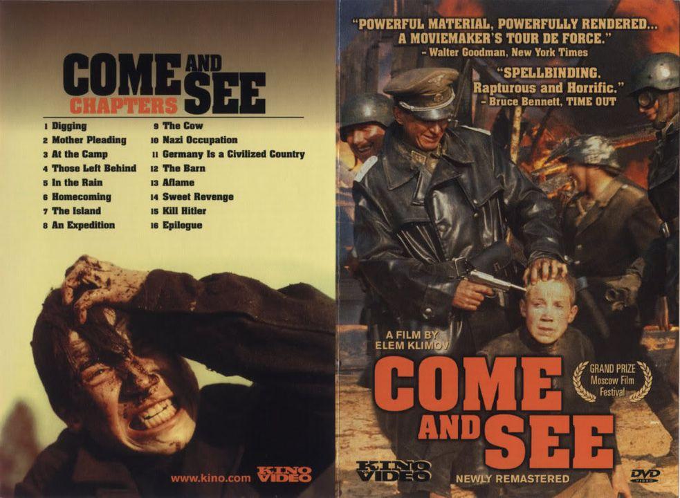 Idi I Smotri (1985) a.k.a Come & See Come_nd_SeeDVDinlay