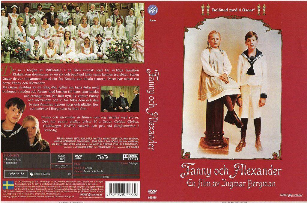 Ingmar Bergman - Fanny and Alexander_Miniseries (1982) Freakyflicks  Fanny_n_Alexander_DVD