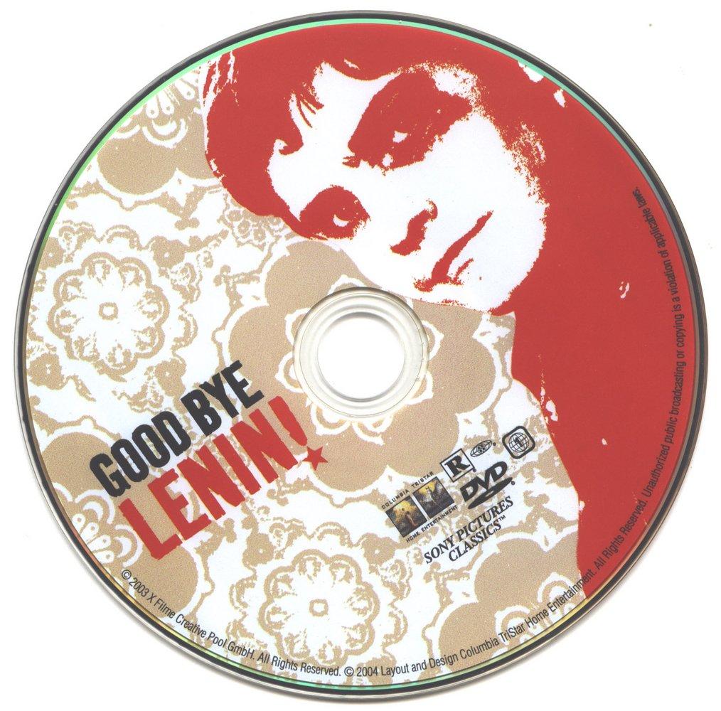 Good Bye Lenin (2003) Daniel Brühl GoodByeLeninDVDInlay