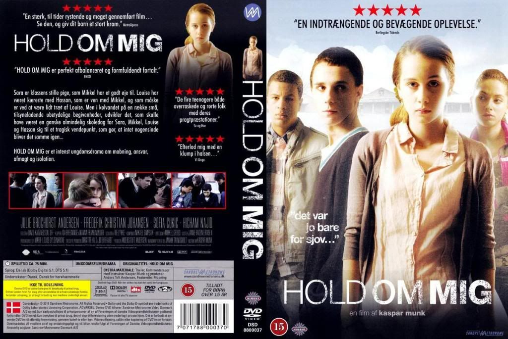 Hold Om Mig (Denmark, 2010) Danish Masterpiece HoldTight-DVDcover