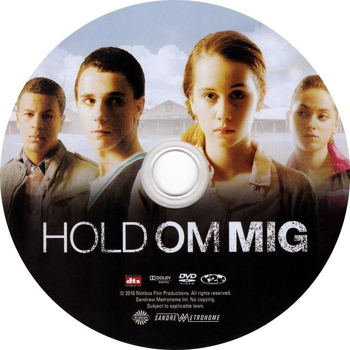 Hold Om Mig (Denmark, 2010) Danish Masterpiece HoldTight-DVDsticker