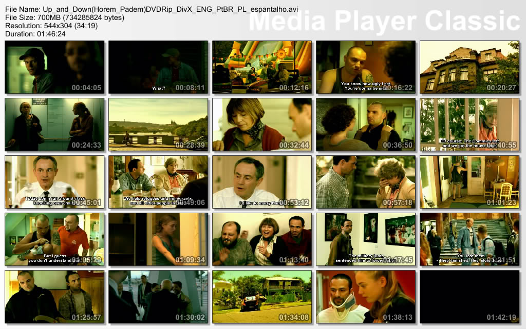 Horem Pádem (Czech, 2004) a.k.a Up & Down HoremThumbs