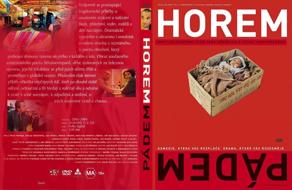Horem Pádem (Czech, 2004) a.k.a Up & Down Horem_Padem-DVDcover-