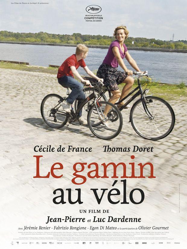 Le Gamin au Vélo (2011) Jean-Pierre & Luc Dardenne KidBike