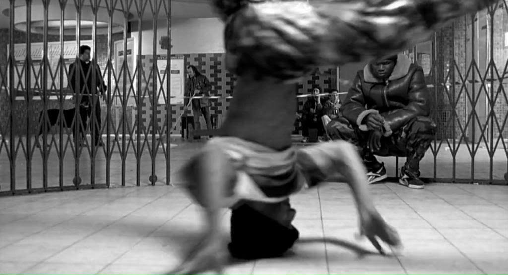 La Haine (1995) Mathieu Kassovitz LaHaine09