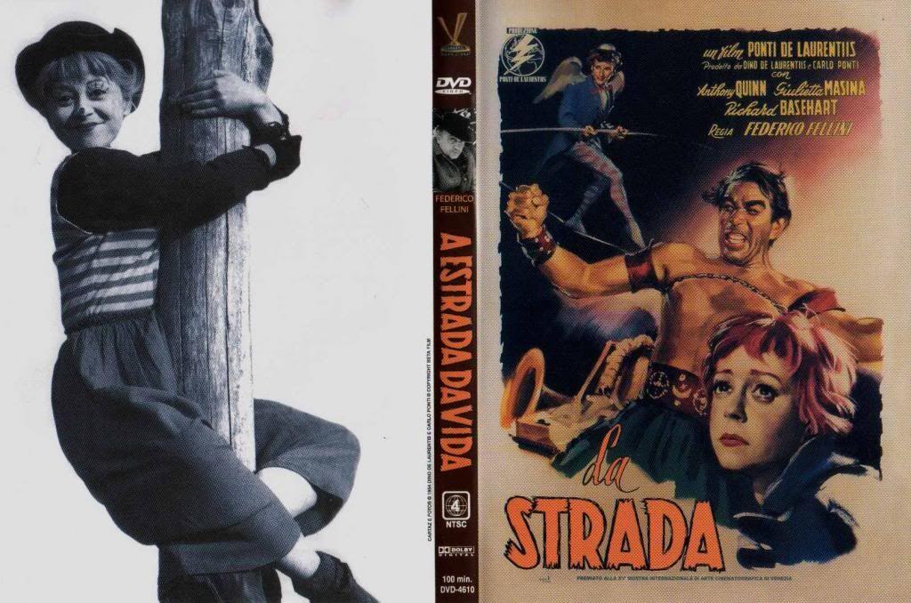 La Strada (1954) Federico Fellini LaStrada-DVDinlay