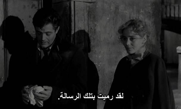 Le notti bianche (1957) Marcello Mastroianni  LeNotti11