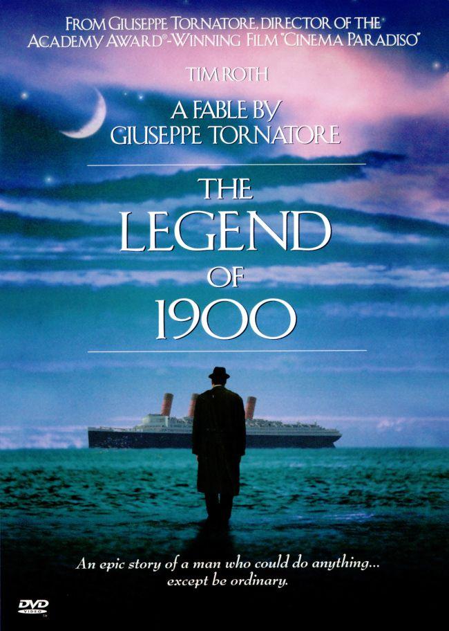 La leggenda del pianista sull'oceano (1998) Giuseppe Tornatore LegendOf1900