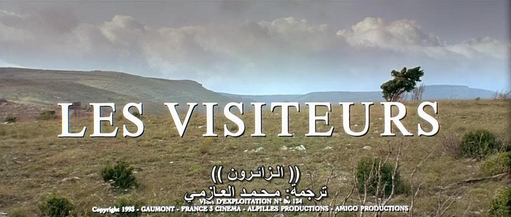Les Visiteurs (1993) France's Top Comedy movie LesVisiteurs01