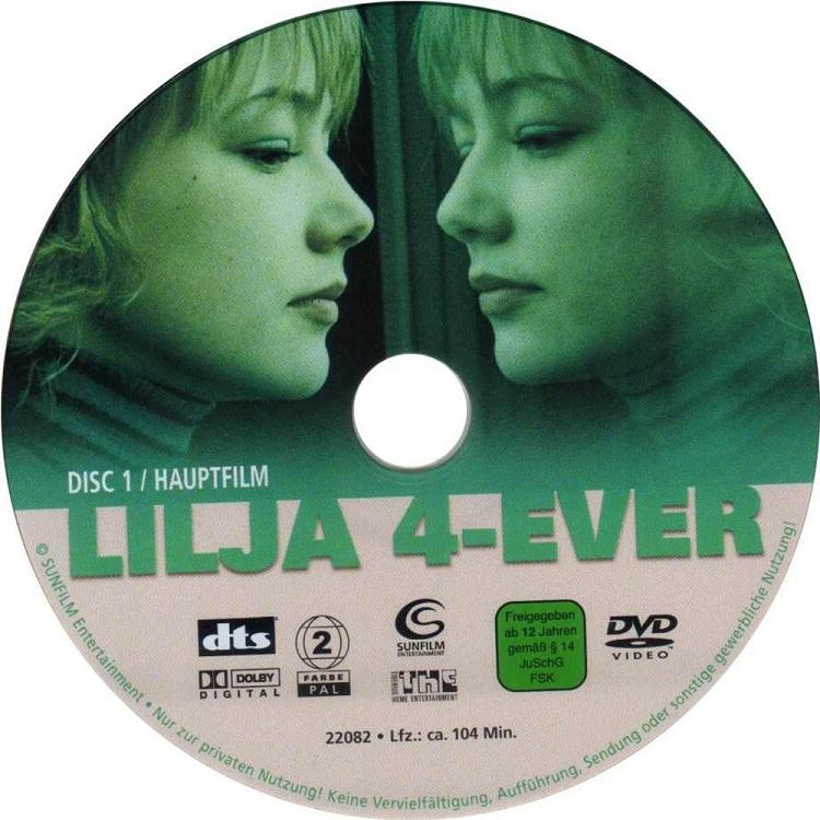 Lilja 4-Ever (Sweden, 2002) Lukas Moodysson Lilja4Ever-GermanDVD