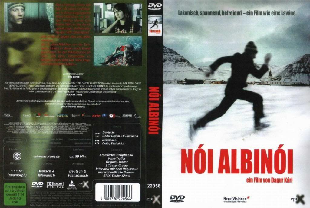 Noi the Albino (Iceland, 2003) Nói albinói NoiAlbinoi-DVD