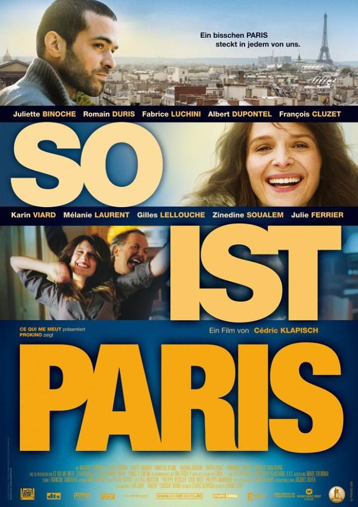 Paris (2008) Romain Duris ParisSoistParis-2008