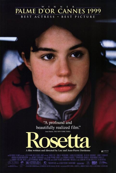 Rosetta (Belgium, 1999) Dardenne Brothers Rosetta-1999