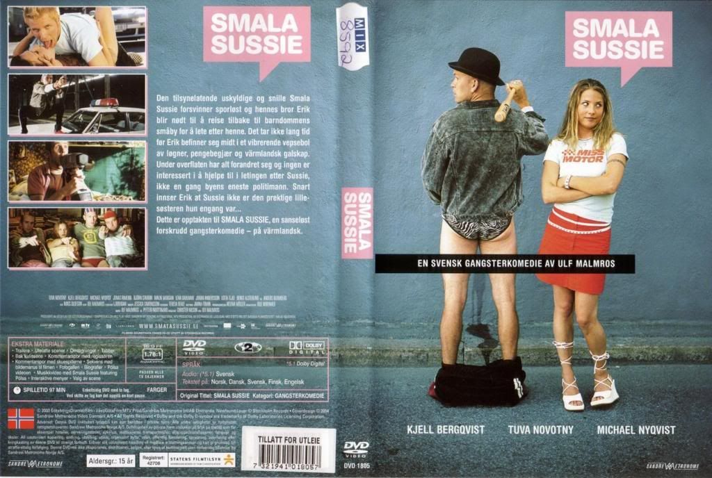 Smala.Sussie.PROPER.SWEDiSH.DVDRiP.XViD-FEZ SmalaSussieNorwegianDVDCover