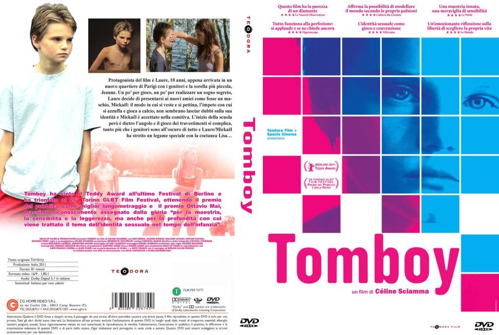 Tomboy.2011.BDRip.XviD-FiCO Tomboy