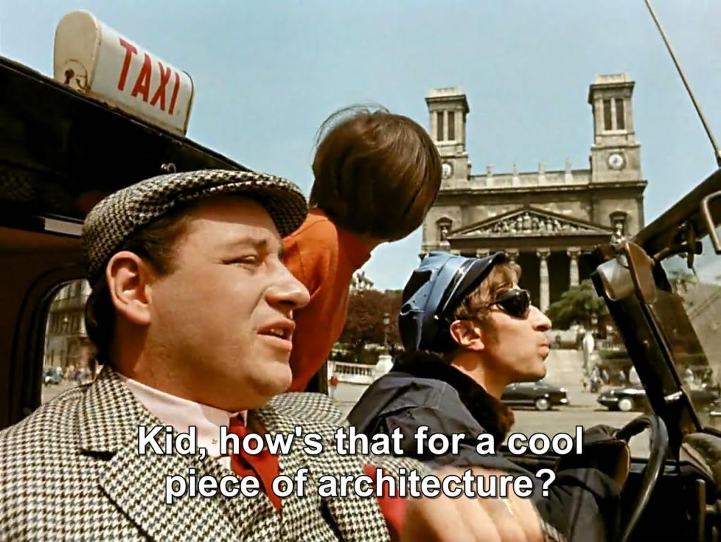 Zazie dans le métro (1960)  Louis Malle DansleMetro03