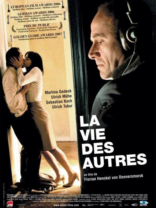 Das Leben der Anderen (2006) The Lives of Others La_vida_de_los_otros_French