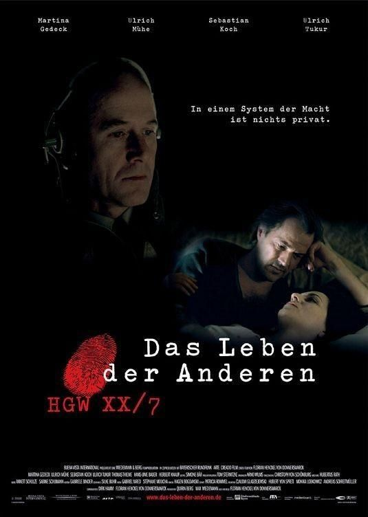 Das Leben der Anderen (2006) The Lives of Others La_vida_de_los_otros_German