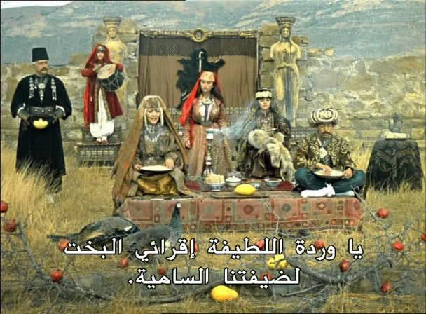The Legend of Suram Fortress (1986) Ambavi Suramis tsikhitsa Suram02
