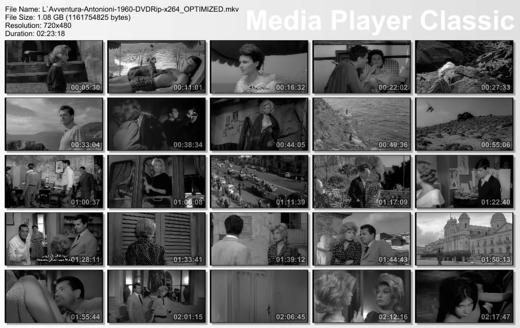 L'Avventura (a.k.a The Adventure) (1960) Michelangelo Antonioni Thumbs-Adventure