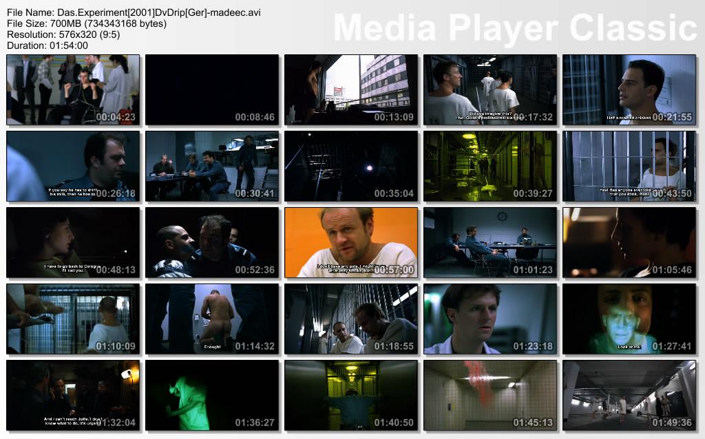 Das Experiment (2001) Oliver Hirschbiegel Thumbs-DasExperiment