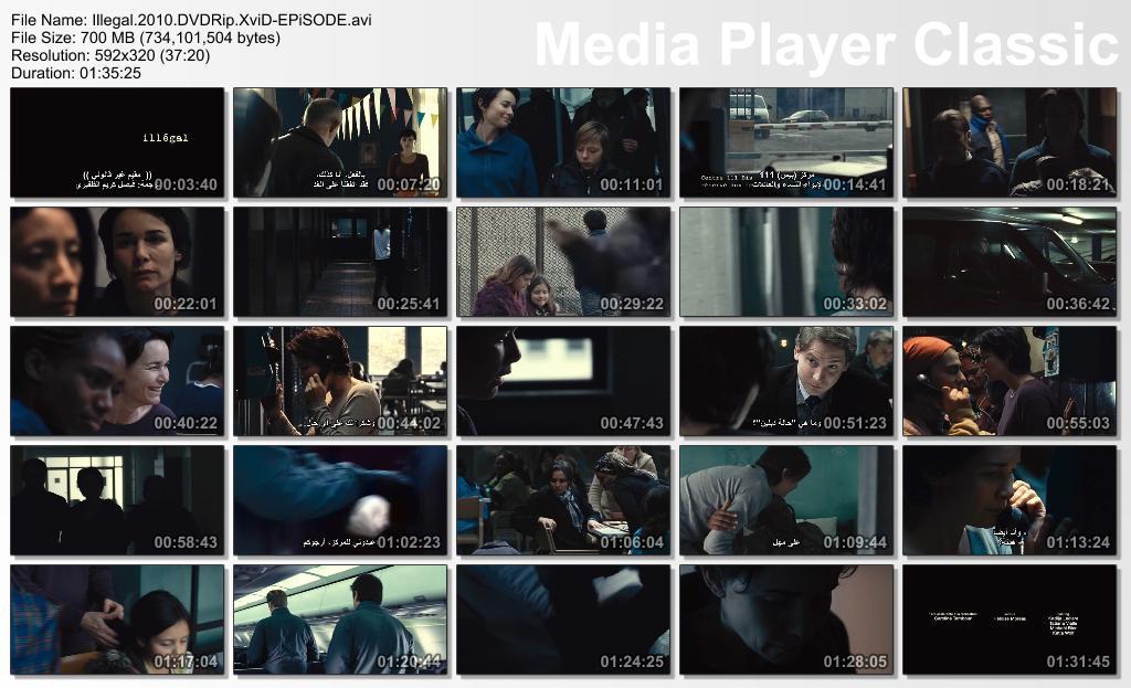Illégal (Belgium, 2010) Nominee of the Oscars Thumbs-Illegal