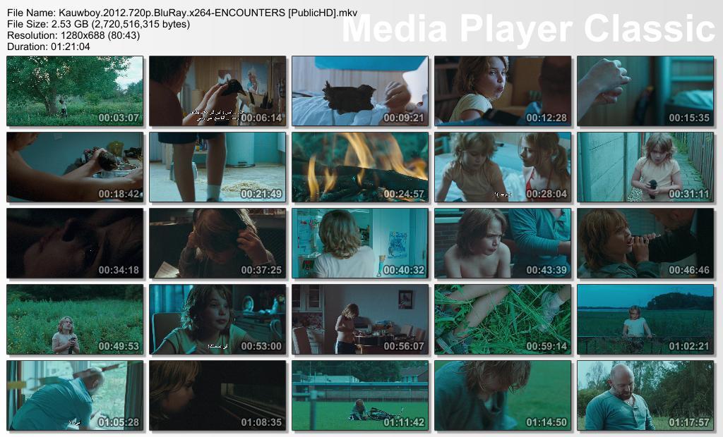 Kauwboy (Holland, 2012) The Oscar's Nominees Thumbs-Kauwboy