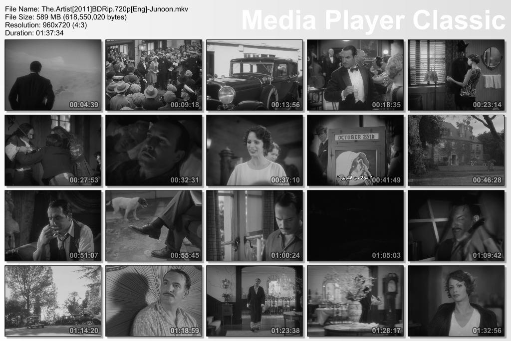 The Artist (2011) Michel Hazanavicius Thumbs-TheArtist