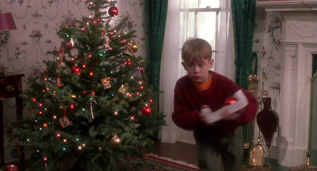 Home Alone 1990 720p BRRip H264 AAC - IceBane (Kingdom Release) LOL HA15