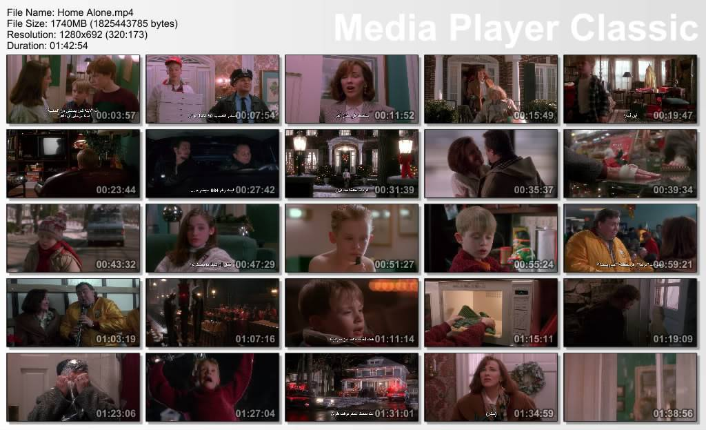 Home Alone 1990 720p BRRip H264 AAC - IceBane (Kingdom Release) LOL Thumbs-HomeAloneI
