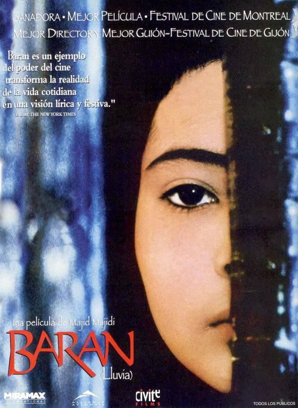 Baran (2001) [Majid Majidi] Iran BaranLluvia