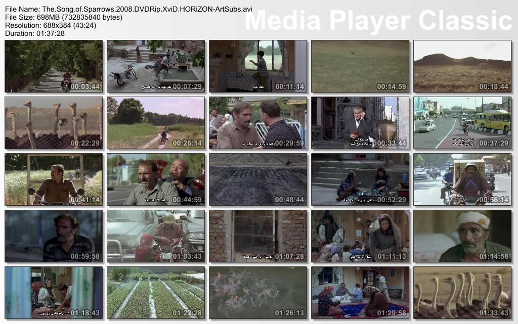 The.Song.of.Sparrows.2008.DVDRip.XviD.HORiZON-ArtSubs Thumbs-AvazeGonjeshkHa