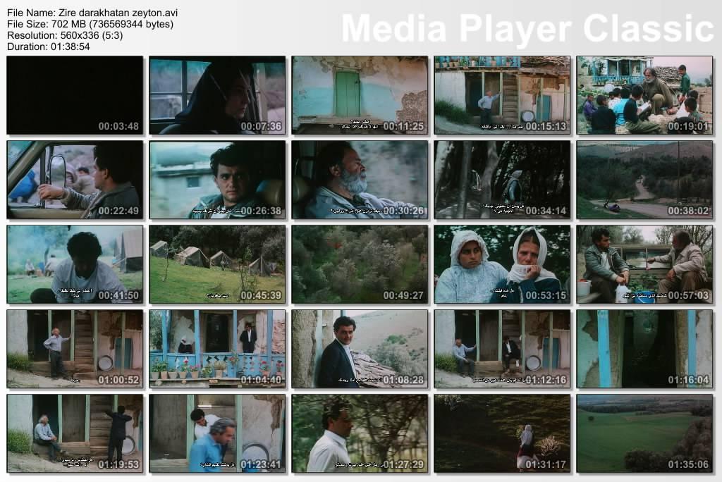 Zire Darakhatan Zeyton (1994) Abbas Kiarostami Thumbs-ZireDarakhatan