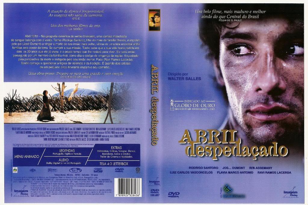 Abril Despedaçado (2001) Walter Salles AbrilDespedaado-Brazil
