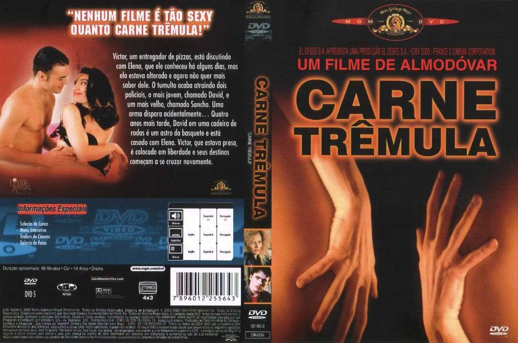 Carne Trémula (1997) Perdo Almodóvar Carne_Tremula_BrazilianDVDcover