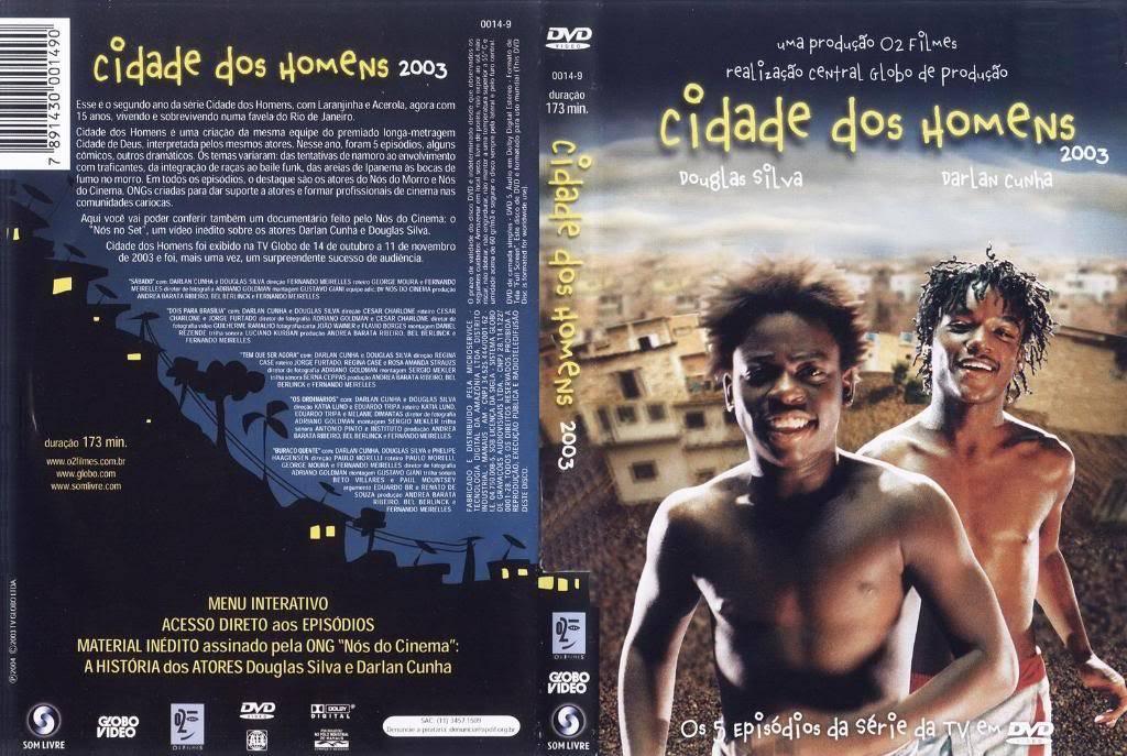 Cidade Dos Homens (2007) City of Men CityOfMen-Brazil
