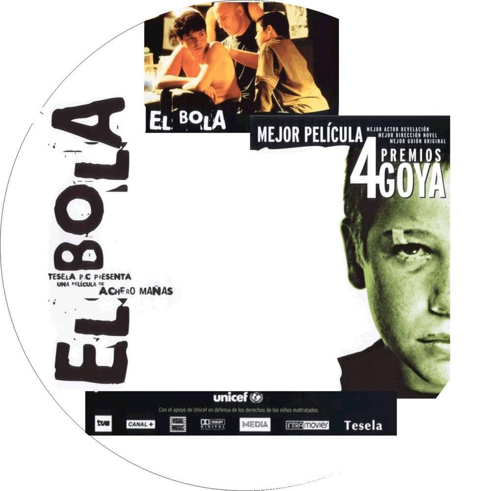 El Bola (España, 2000) Achero Mañas ElBola-DVDsticker