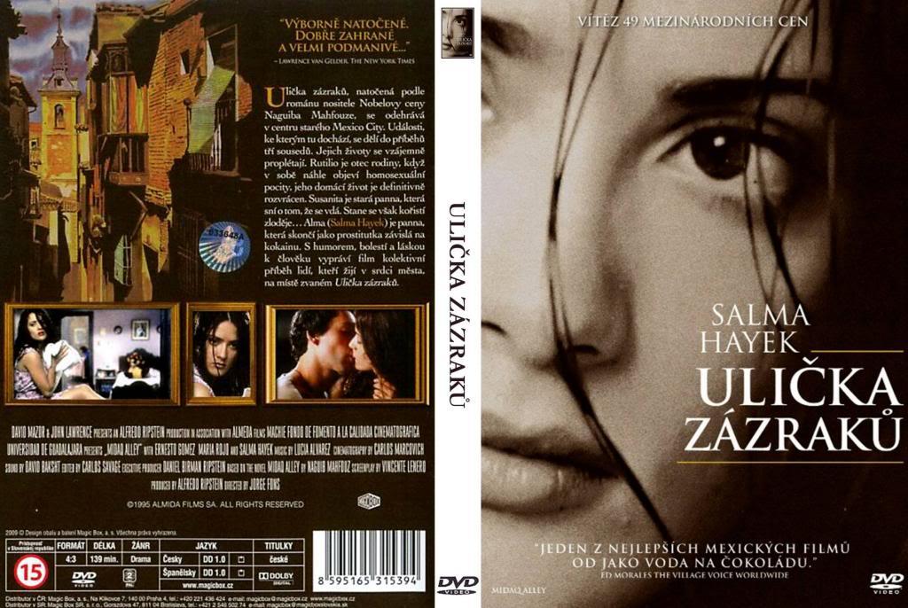 El Callejón De Los Milagros (Mexico, 1995) Jorge Fons ElCallejonMilagros-DVD