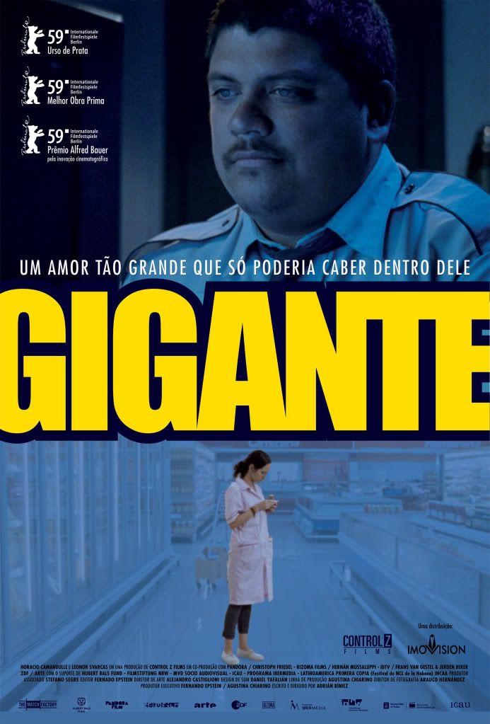 Gigante (Uruguay, 2009) thumbs up GigantePoster