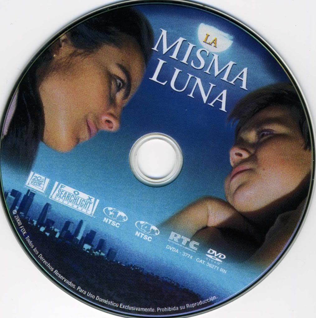 La Misma Luna (2007) Under the same moon La_Misma_Luna-MexicoDVDinlay