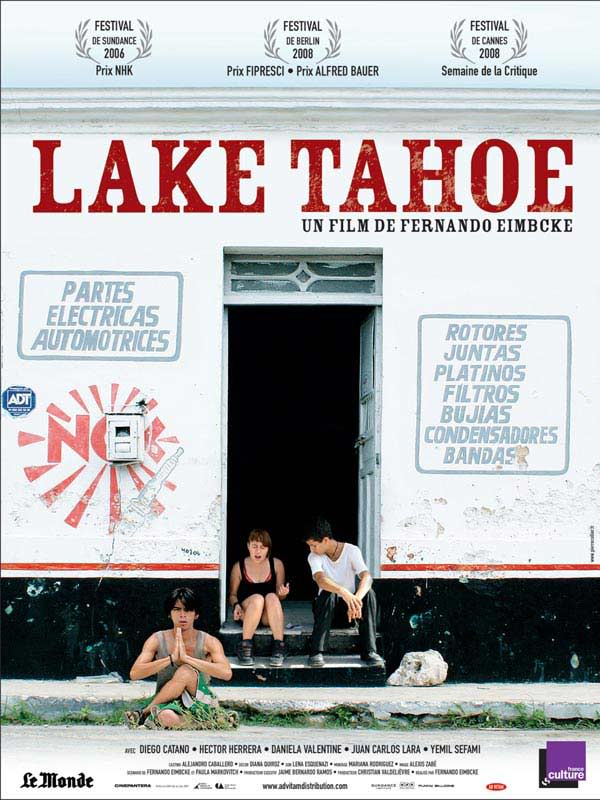 Lake Tahoe (2008) Fernando Eimbcke LakeTahoeposter