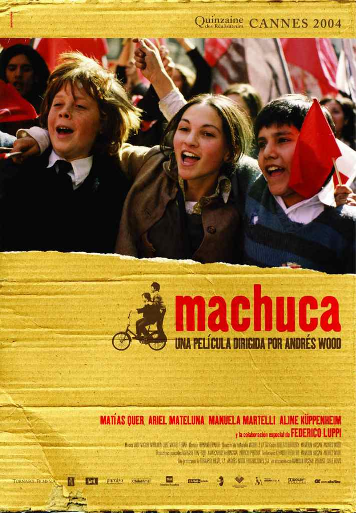 Machuca (Chile, 2004) Andrés Wood MachuchaChile2004